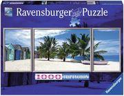Ravensburger 19646 - Insel Saona, Puzzle, 1000 Teile