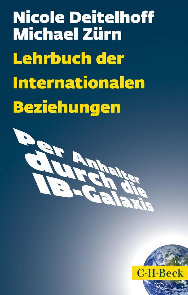 Lehrbuch der Internationalen Beziehungen als eBook
