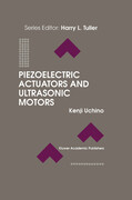 Piezoelectric Actuators and Ultrasonic Motors