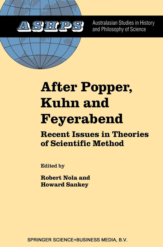 After Popper, Kuhn and Feyerabend als Buch