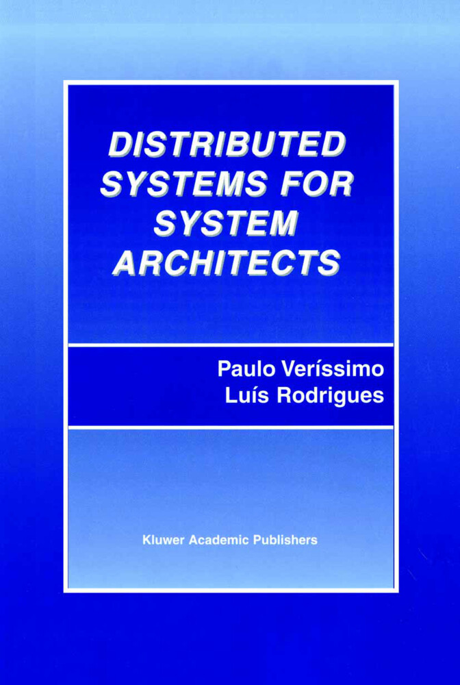 Distributed Systems for System Architects als Buch