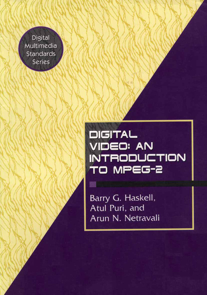 Digital Video: An Introduction to MPEG-2 als Buch