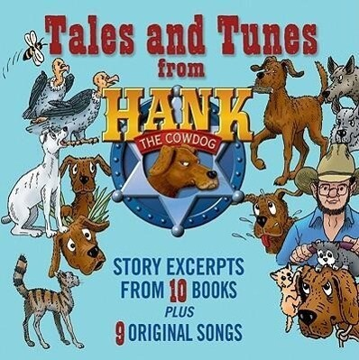 Tales and Tunes from Hank the Cowdog als Hörbuch