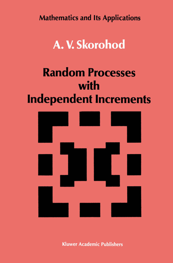 Random Processes with Independent Increments als Buch