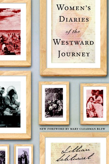 Women's Diaries of the Westward Journey als Taschenbuch