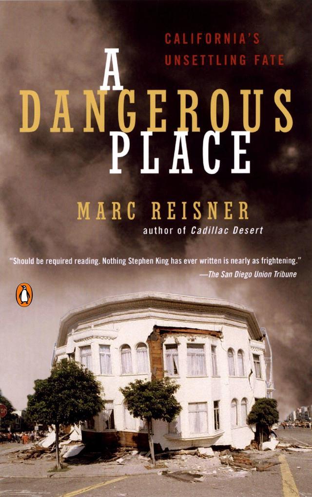 A Dangerous Place: California's Unsettling Fate als Taschenbuch
