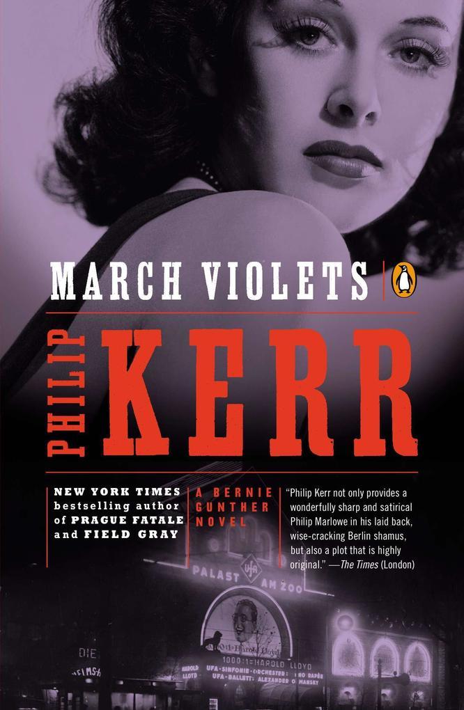 March Violets: A Bernie Gunther Novel als Taschenbuch