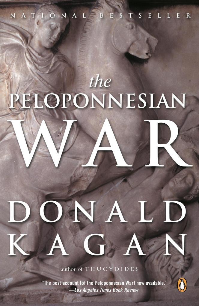 The Peloponnesian War als Taschenbuch