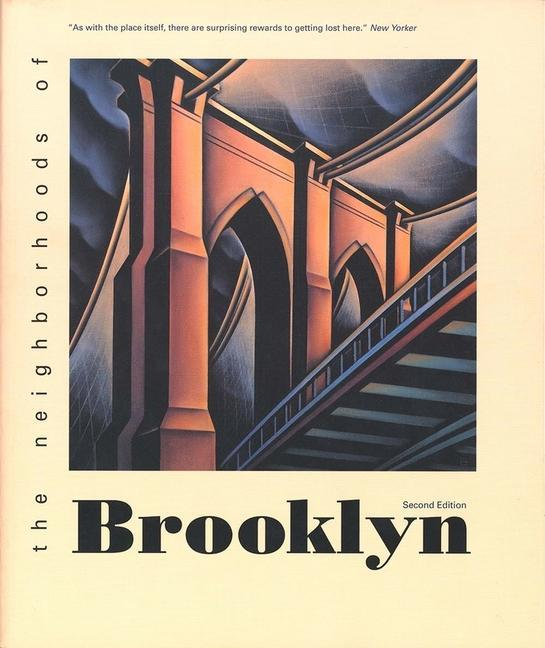 The Neighborhoods of Brooklyn als Taschenbuch