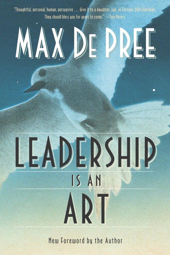 Leadership Is an Art als Taschenbuch
