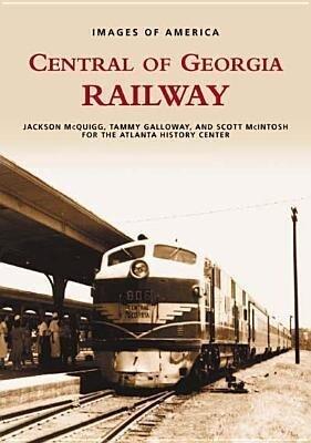 Central of Georgia Railway als Taschenbuch
