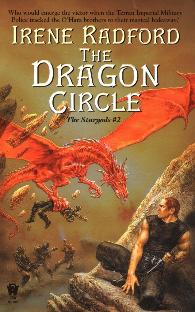 The Dragon Circle: The Stargods #2 als Taschenbuch