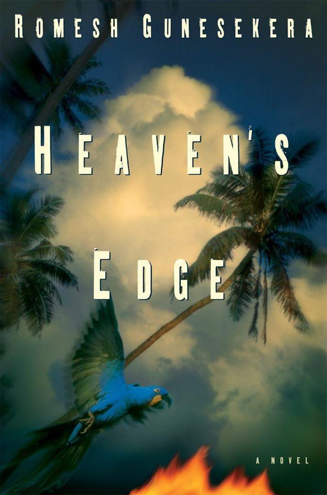Heaven's Edge als Taschenbuch