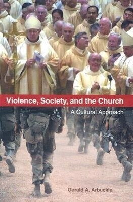 Violence, Society, and the Church: A Cultural Approach als Taschenbuch