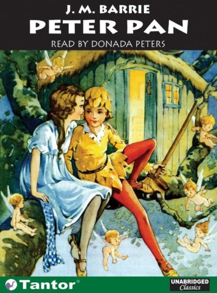 Peter Pan als Hörbuch