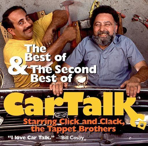The Best and the Second Best of Car Talk als Hörbuch