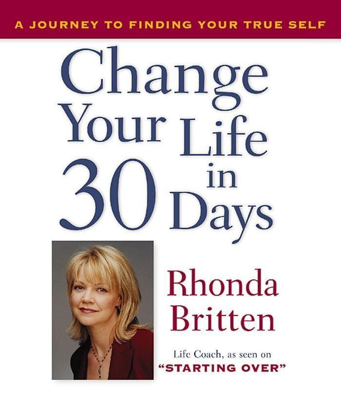 Change Your Life in 30 Days als Hörbuch