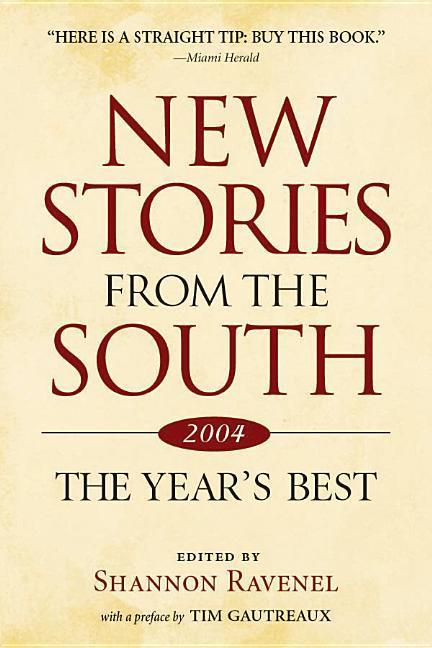 New Stories from the South: The Year's Best, 2004 als Taschenbuch