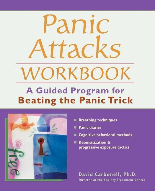 Panic Attacks Workbook als Taschenbuch