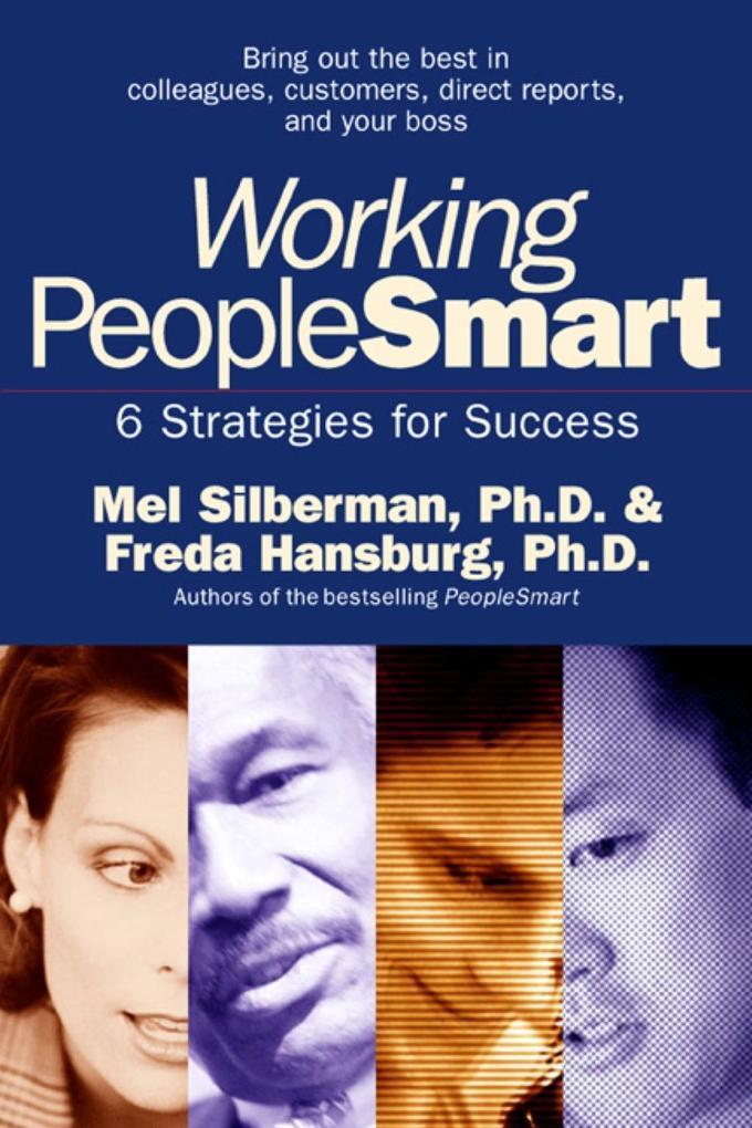 Working PeopleSmart: 6 Strategies for Success als Taschenbuch