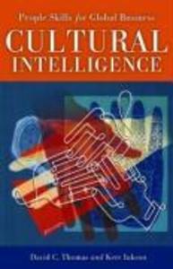 Cultural Intelligence als Buch (kartoniert)
