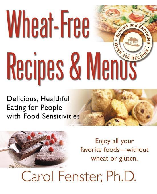 Wheat-Free Recipes & Menus als Taschenbuch