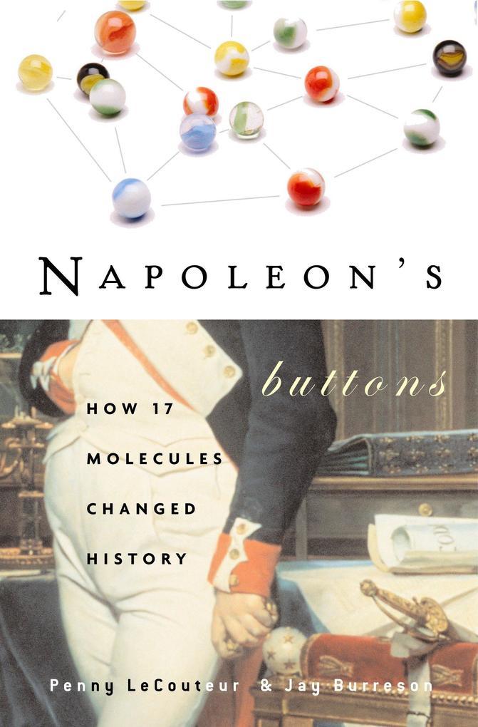 Napoleon's Buttons als Taschenbuch