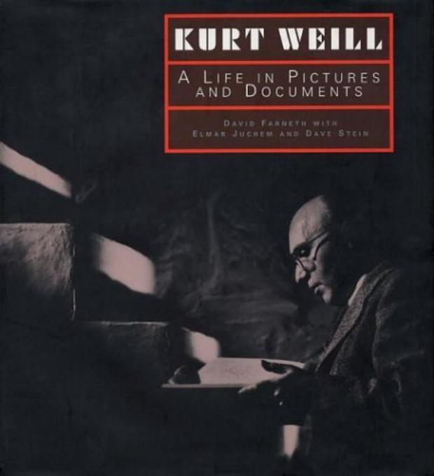 Kurt Weill als Taschenbuch