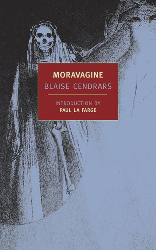 Moravagine als Taschenbuch
