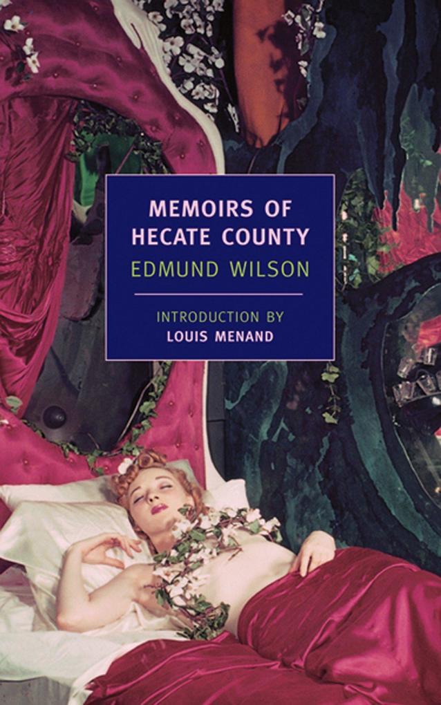 Memoirs of Hecate County als Taschenbuch