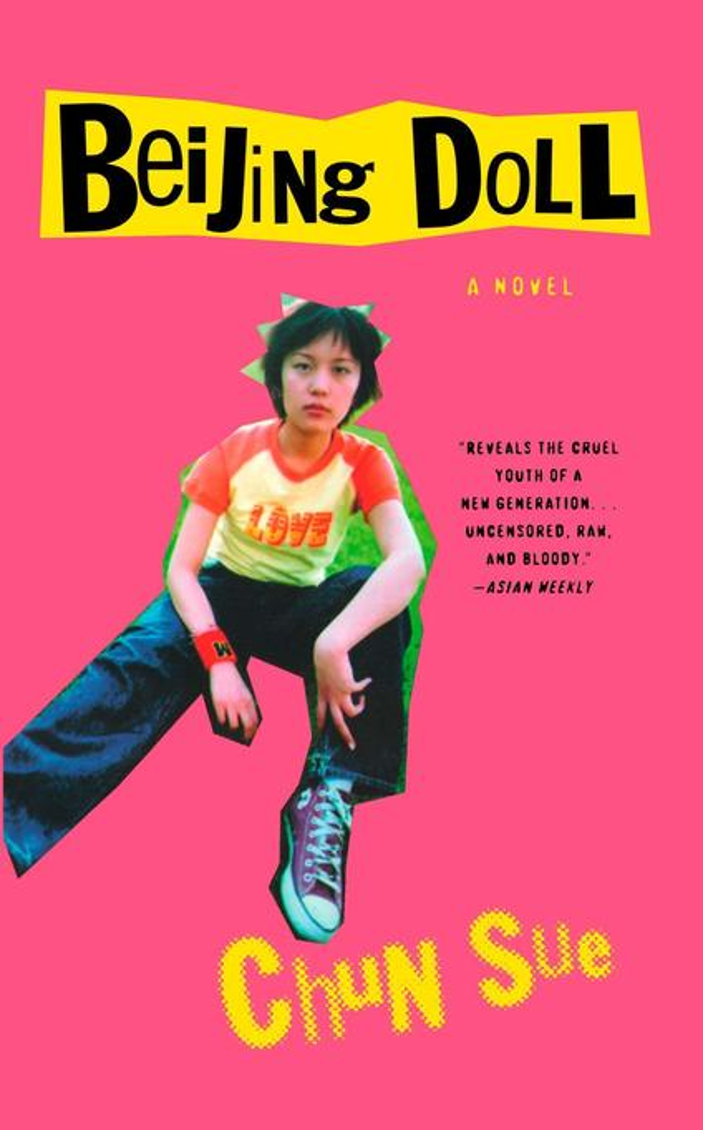 Beijing Doll als Buch