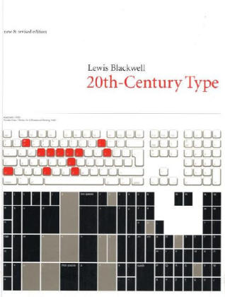 20th-Century Type: New and Revised Edition als Taschenbuch
