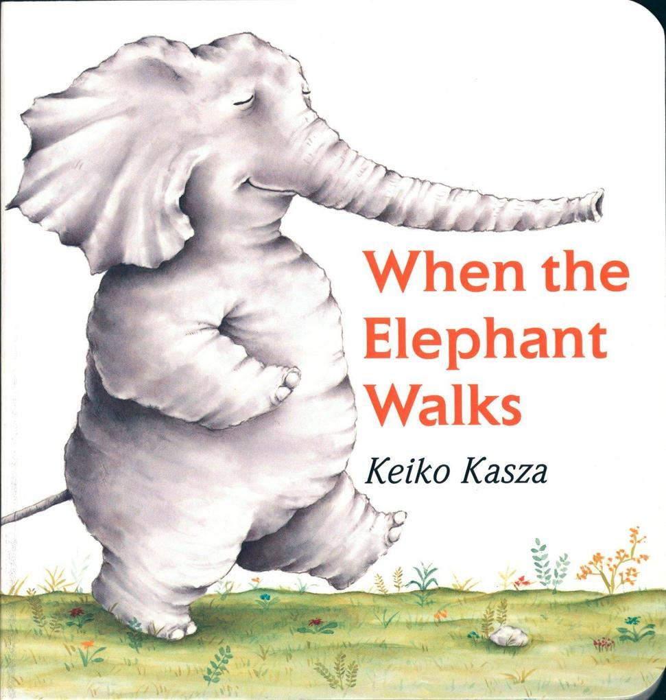 When the Elephant Walks als Buch