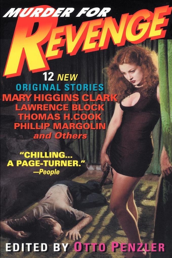 Murder for Revenge als Taschenbuch