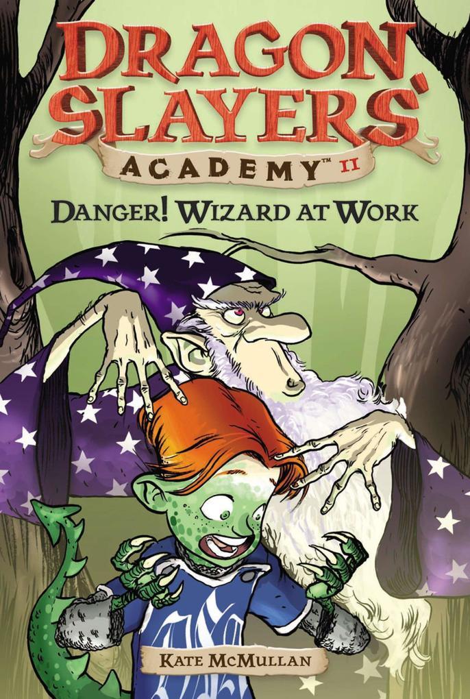Danger! Wizard at Work! als Taschenbuch