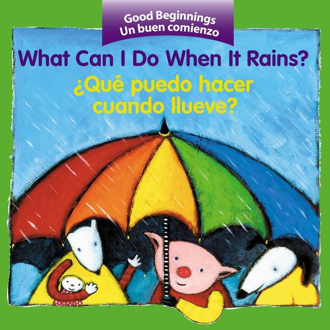 What Can I Do When It Rains? als Buch