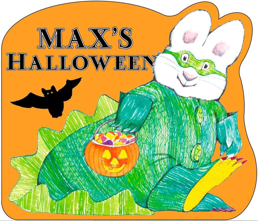 Max's Halloween als Buch
