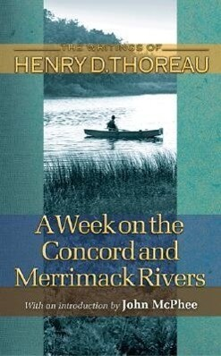 A Week on the Concord and Merrimack Rivers als Taschenbuch