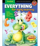 Everything for Early Learning [With Stickers]