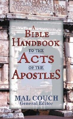 A Bible Handbook to the Acts of the Apostles als Taschenbuch