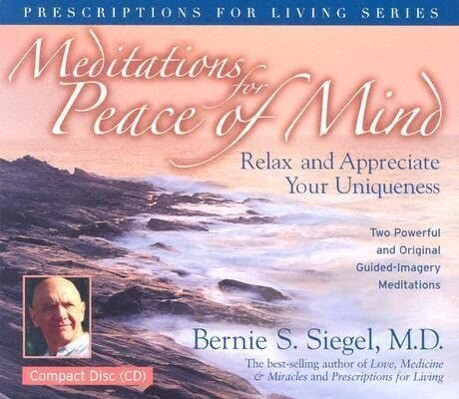 Meditations for Peace of Mind als Hörbuch