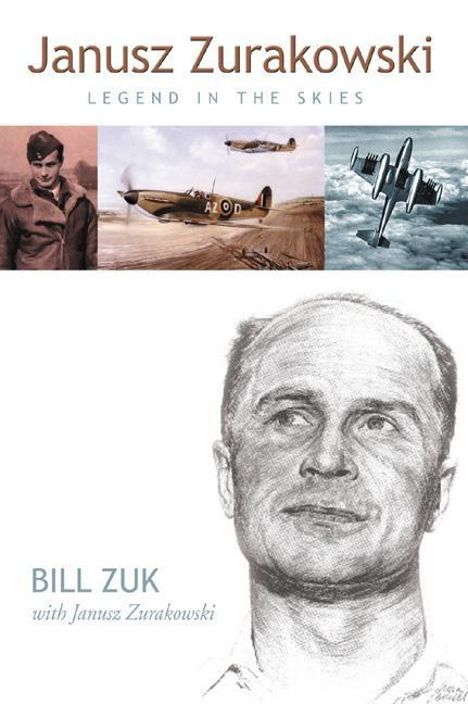 Zura: The Legend of Janusz Zurakowski als Buch