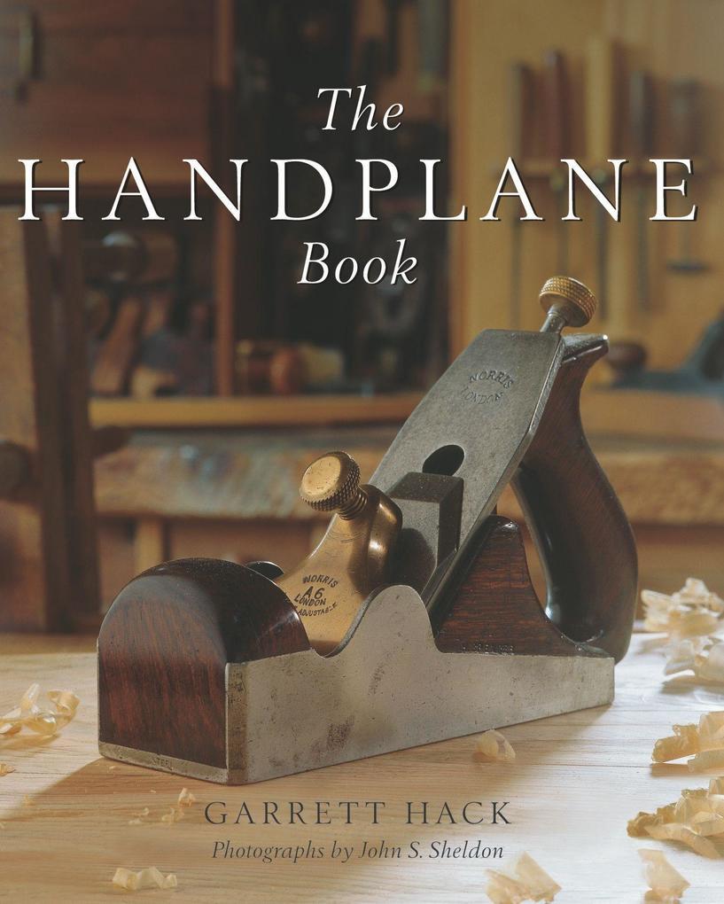 The Handplane Book als Taschenbuch