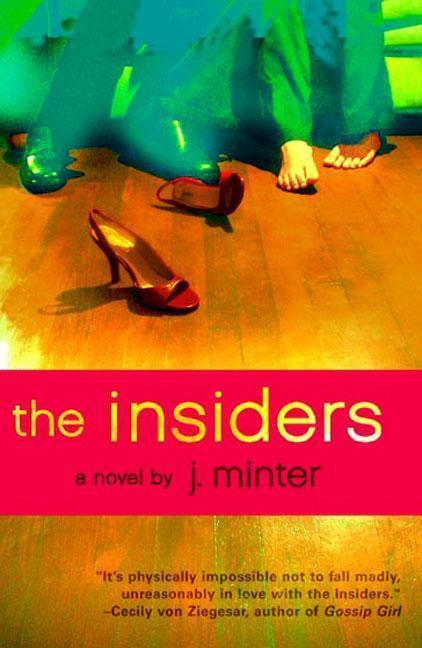 The Insiders als Taschenbuch