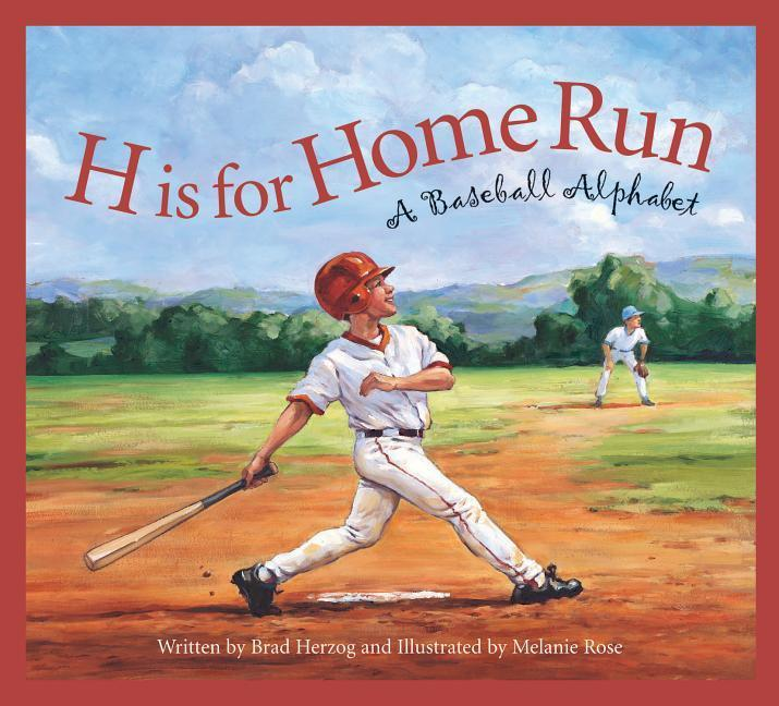 H Is for Home Run: A Baseball Alphabet als Buch