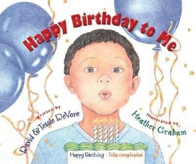 Happy Birthday to Me! als Buch