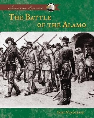 Battle of Alamo als Buch