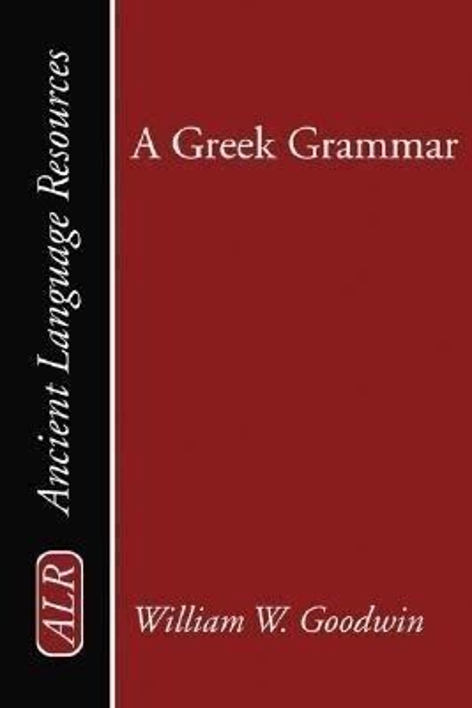 A Greek Grammar als Taschenbuch