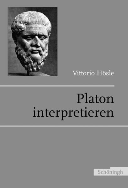 Platon interpretieren als Buch