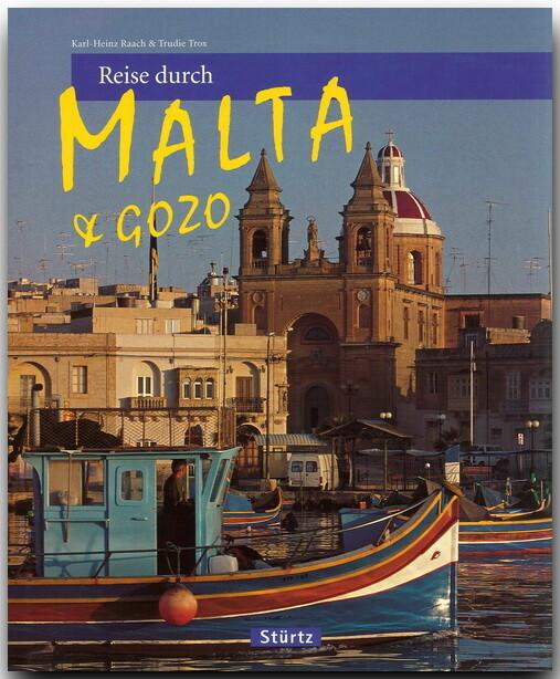 Reise durch Malta & Gozo als Buch